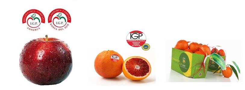 Frutta IGP DOP I Gamma